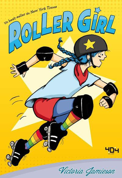 Couverture Roller girl