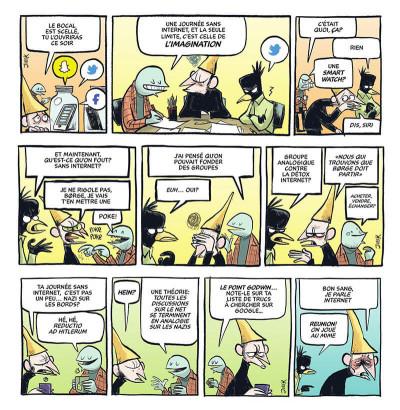 Page 8 Dunce - en roue libre