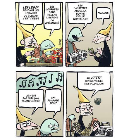 Page 9 Dunce - en roue libre