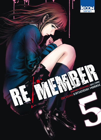 Couverture Re/Member tome 5