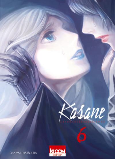 Couverture Kasane - la voleuse de visage tome 6
