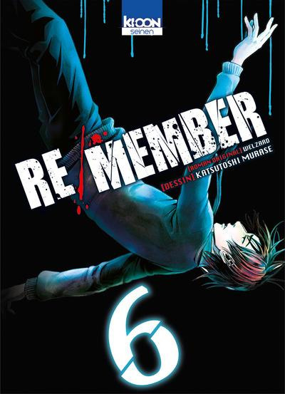 Couverture Re/Member tome 6