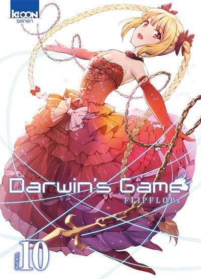 Couverture Darwin's game tome 10