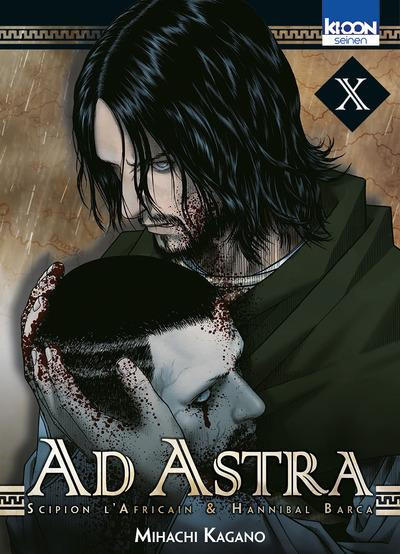 Couverture Ad astra tome 10