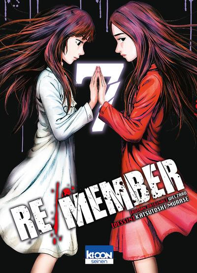 Couverture Re/Member tome 7