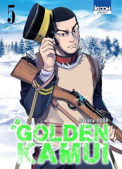 Couverture Golden kamui tome 5