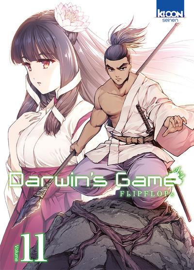 Couverture Darwin's game tome 11