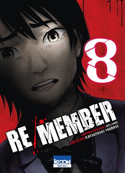 Couverture Re/Member tome 8