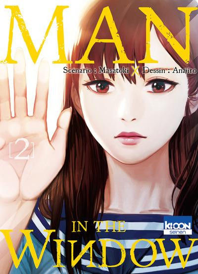Couverture Man in the window tome 2