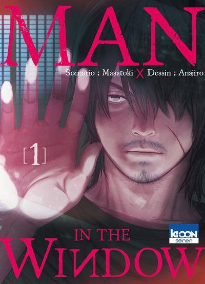 Couverture Man in the window tome 1