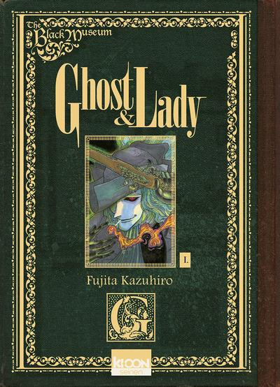 Couverture Ghost & Lady tome 1