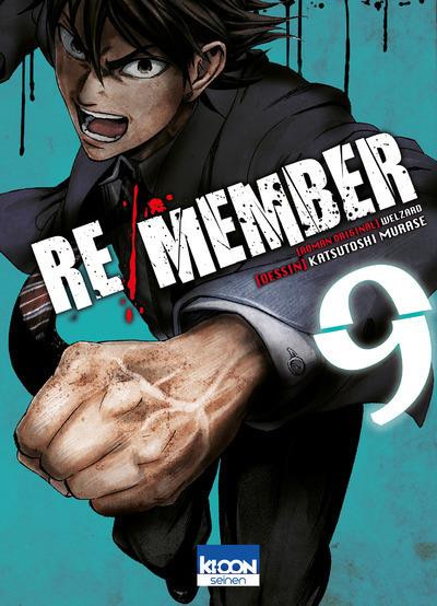 Couverture Re/Member tome 9