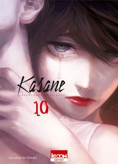 Couverture Kasane - la voleuse de visage tome 10