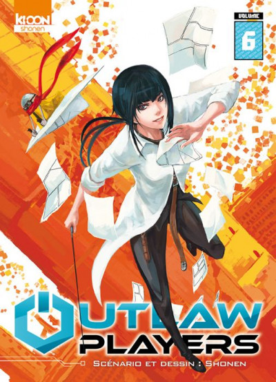 Couverture Outlaw players tome 6