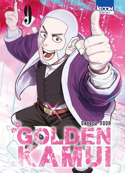Couverture Golden kamui tome 9