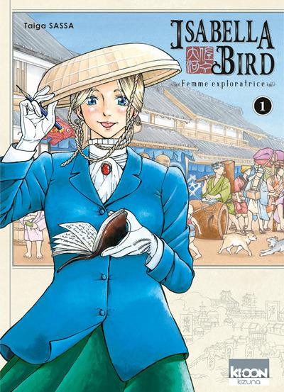 Couverture Isabella Bird - femme exploratrice tome 1