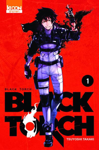 Couverture Black torch tome 1