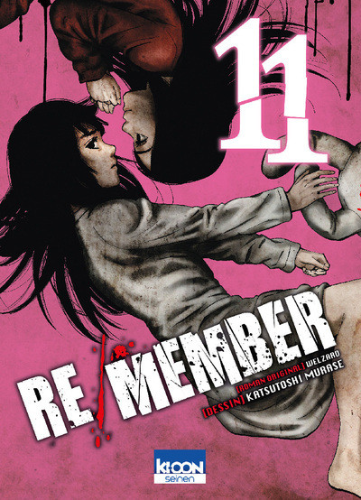Couverture Re/member tome 11