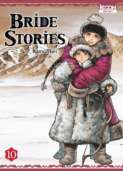 Couverture Bride stories tome 10