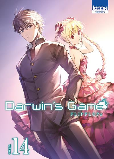 Couverture Darwin's game tome 14