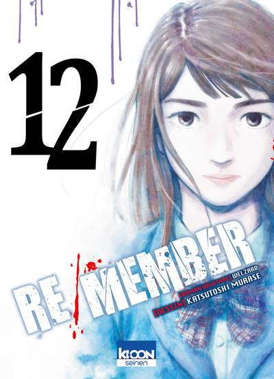 Couverture Re/member tome 12