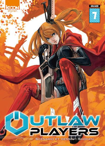 Couverture Outlaw players tome 7