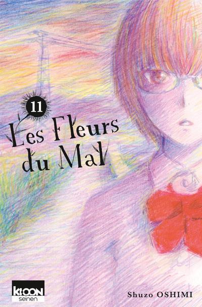 Couverture Les fleurs du mal tome 11