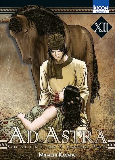 Couverture Ad astra tome 12