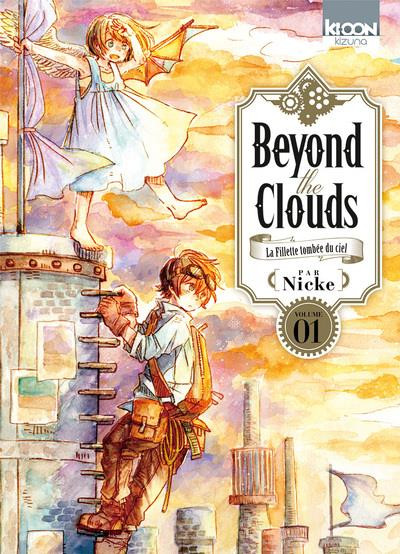 Couverture Beyond the clouds tome 1