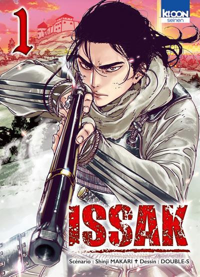 Couverture Issak tome 1