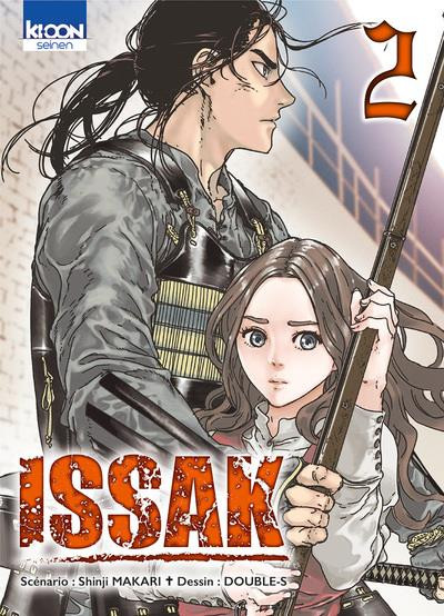 Couverture Issak tome 2