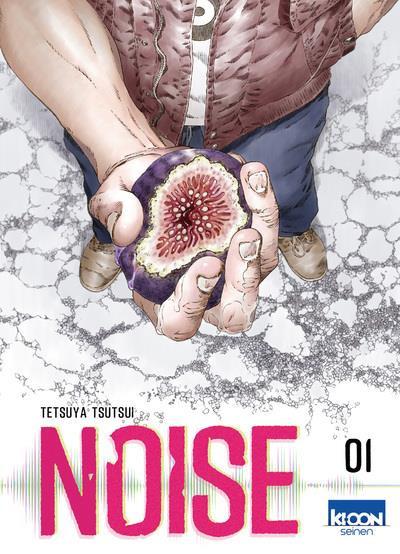 Couverture Noise tome 1