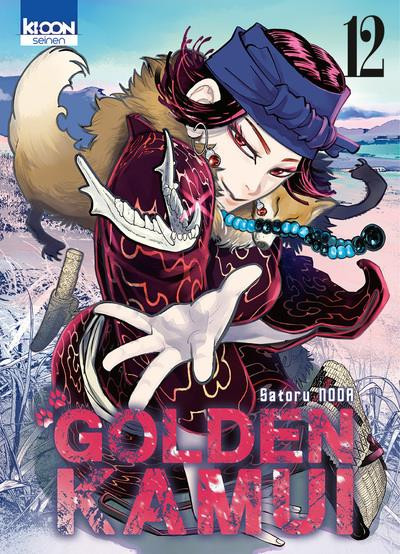 Couverture Golden kamui tome 12