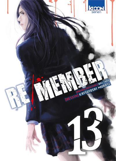 Couverture Re/member tome 13