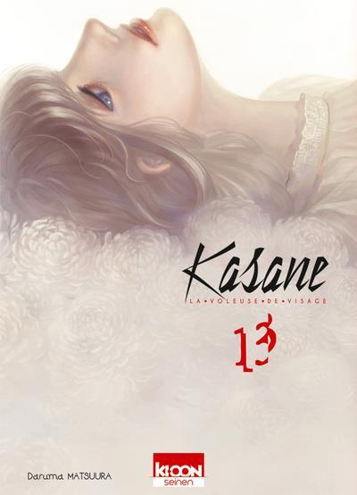 Couverture Kasane - la voleuse de visage tome 13