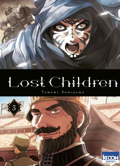 Couverture Lost children tome 3
