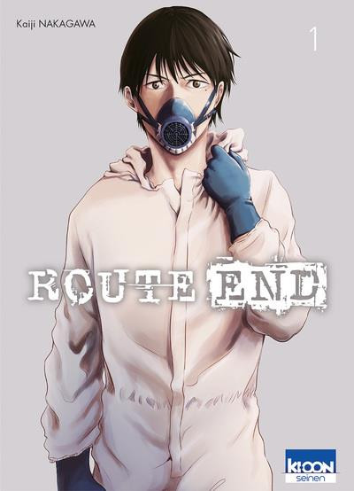 Couverture Route end tome 1
