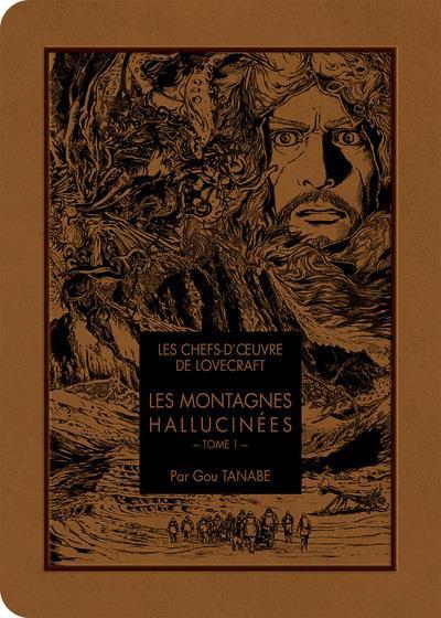 Couverture Les montagnes hallucinées tome 1