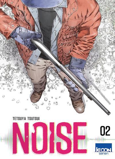 Couverture Noise tome 2