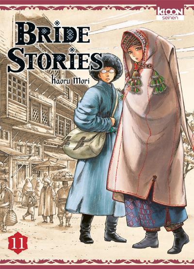 Couverture Bride stories tome 11