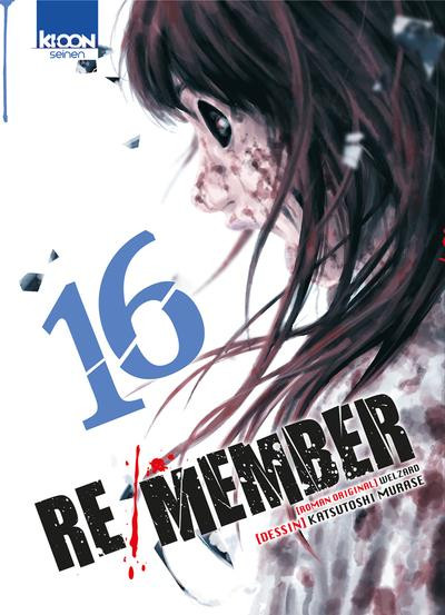 Couverture Re/Member tome 16