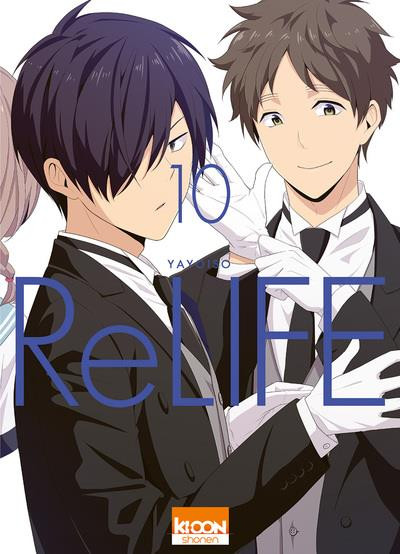 Couverture Relife tome 10