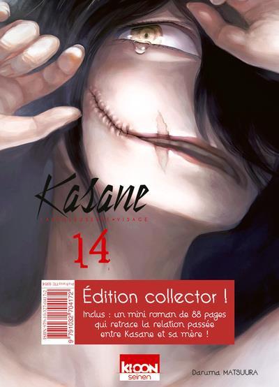 Couverture Kasane - édition collector tome 14