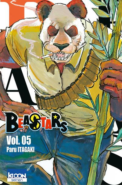 Couverture Beastars tome 5