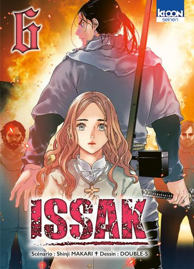 Couverture Issak tome 6