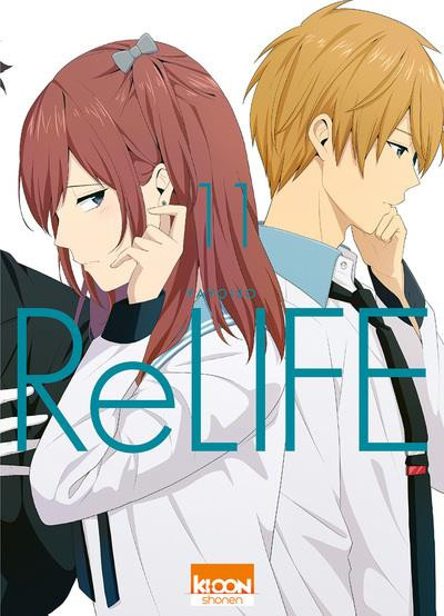 Couverture Relife tome 11