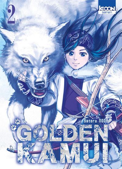 Golden kamui tome 14 - BDfugue.com
