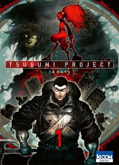 Couverture Tsugumi project tome 1