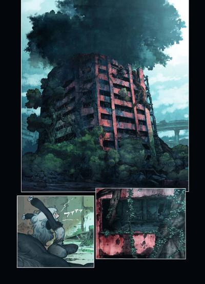 Page 2 Tsugumi project tome 1