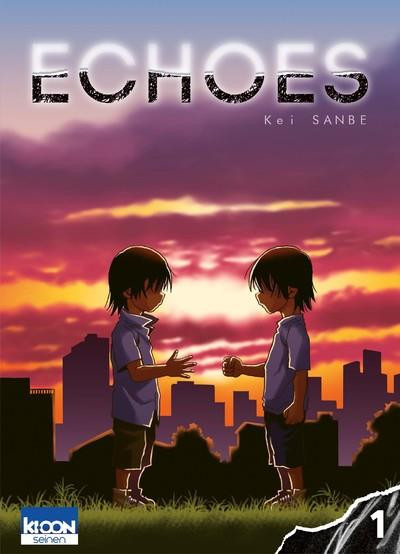 Couverture Echoes tome 1